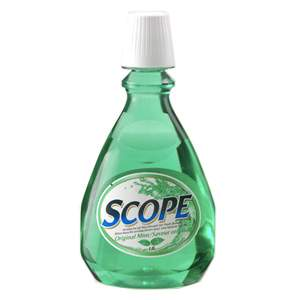 Canadian Coupons: Scope Mouth Wash $1 off