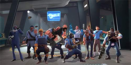 Play Team Fortress 2 for Free this Weekend!