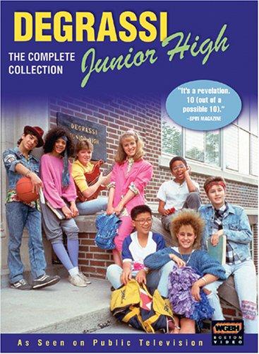 Degrassi Junior High movie