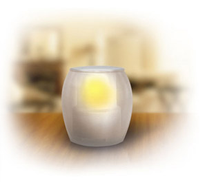 Free Glade Wisp Flameless Candle! Only 1,000 available.. Hurry