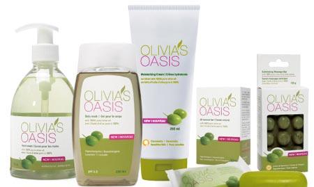 Canadian Freebies: Olivia's Oasis Canada