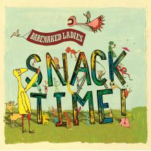 Free Download of Barenaked Ladies song for Children, Popcorn