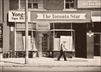 Toronto Star Free on Saturdays for 13 weeks
