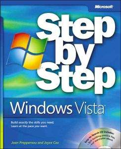 Canadian Freebies: Windows Vista Step by Step Book