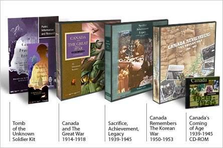 Canadian Teacher Freebies: World Wars Resources