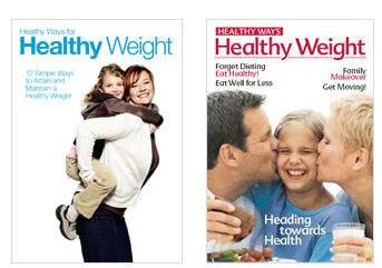 Canadian Freebies: Healthy Ways, Healthy Weight
