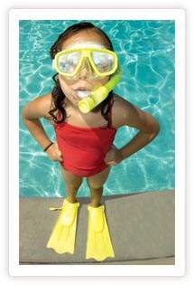 Tim Hortons Ontario Free Summer Swim