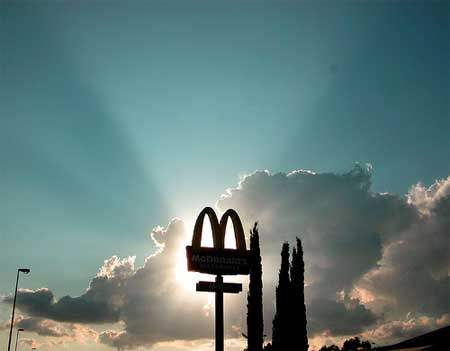 McDonald's Mondays: A religious experience? | Canadian Freebies ...