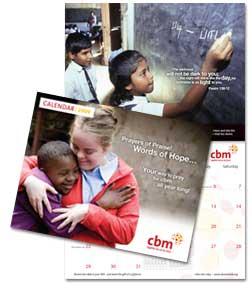 2009 Calendar Canada CBMI