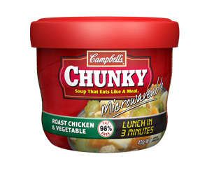 Campbell's Healthy Request Microwaveable Bowls