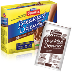 Canadian Freebies: Nestle Carnation Breakfast Sample & Coupon for FREE Full 6-Pack Product