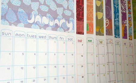 Canadian Freebies 2009 Calendar