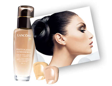 Free Lancome Canada Foundation at the Bay and Sears