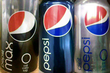 Pepsi Canada New Look
