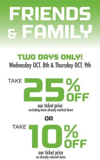Sport Check Canada Friends & Family Sale