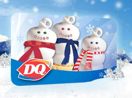 Dairy Queen Canada: Free DQ Cone with Purchase of $10 Gift Card ...