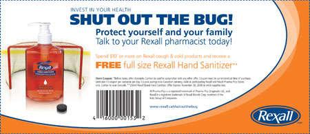 Rexall Pharmaplus Coupon