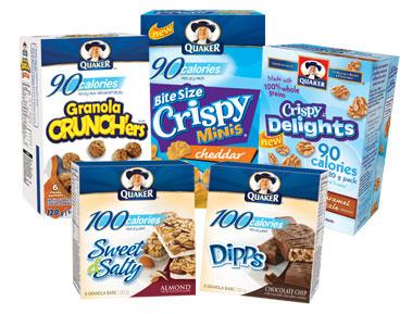 Quaker Snacks Canada