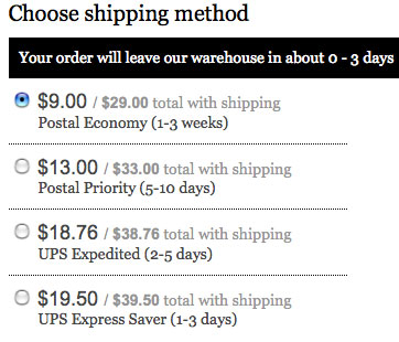 Threadless UPS And Customs Fees Canadian Freebies Coupons - Ups commercial invoice template best online thrift stores