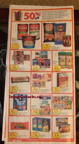 Walmart Canada Boxing Day Flyer 2008
