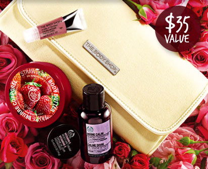 Body Shop Canada Gifts