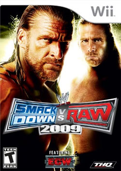 WWE Smackdown vs. Raw Canada