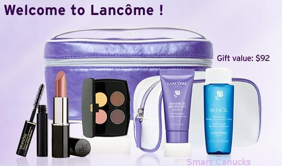 Top Lancome Canada coupon: Free 7-Piece Gift with $65+ Purchase. Get 9 Lancome Canada promo codes and discounts for December
