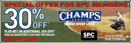 Champs sports in store coupons
