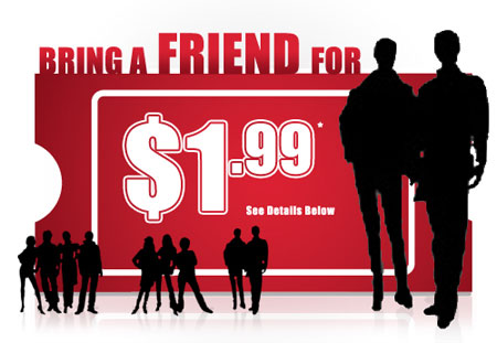 Empire Theatres Canada - Bring a Friend