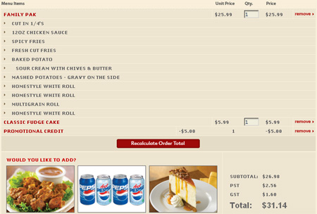 Swiss Chalet Canada Promo Coupon Code