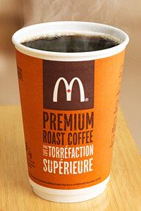 McDonalds Canada Free Coffee