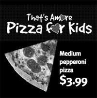 pizza nova ontario medium pepperoni pizza pizza day. Black Bedroom Furniture Sets. Home Design Ideas