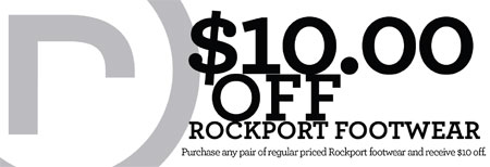 Rockport Canada Coupons