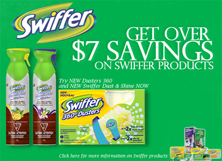 swiffer 360 coupons