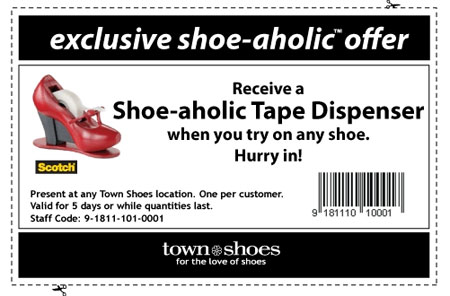 About Town Shoes Canada. Town Shoes is the biggest Canadian retailer of branded footwear, with about 50 physical stores in the country. Town Shoes believes that footwear should be more than functional; they should also be stylish and comfortable.