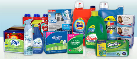 Costco Canada Save.ca Coupons P&G