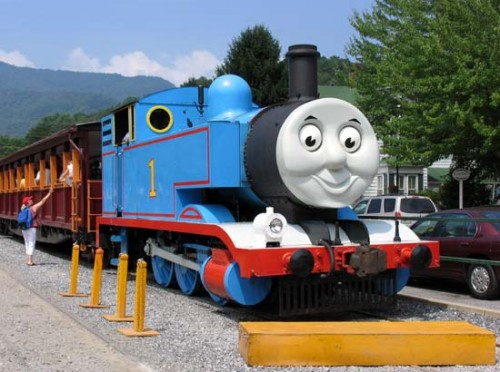 Calling all Thomas the train