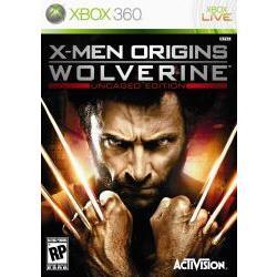 Wolverine XBOX 360 Canada
