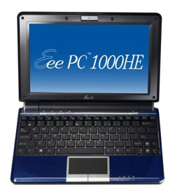 Asus EEE PC 1000HE at Staples Canada
