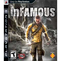 Infamous PlayStation 3 Best Buy Canada