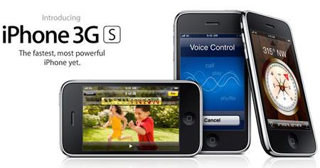 iPhone 3GS Canada
