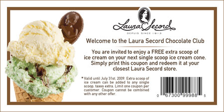 Laura Secord Coupons