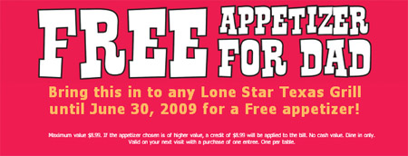 Lone Star Coupon Canada