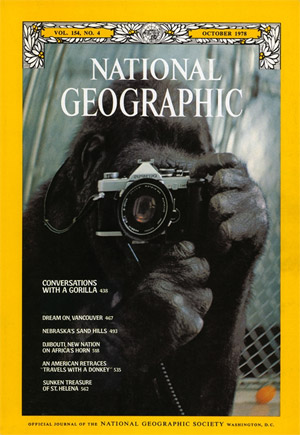 Expired National Geographic Magazine Coupons