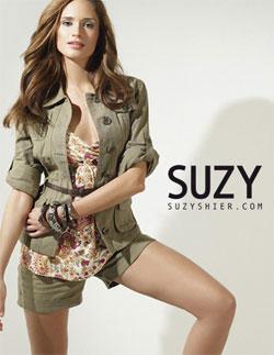 Suzy Shier Canada