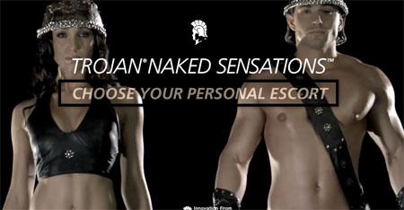 Trojan Naked Sensations Canada