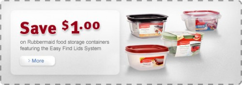 Canadian Coupons Rubbermaid Canada Save 1 00 On Selected
