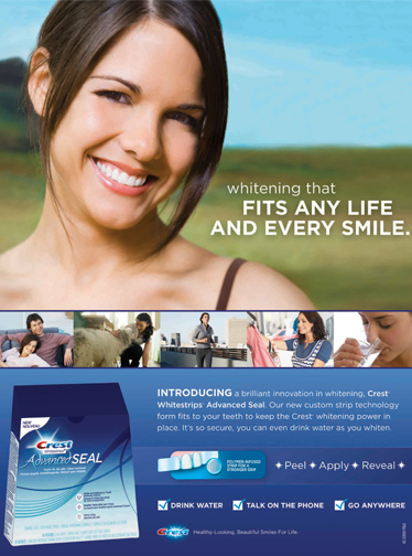 coupon for crest whitestrips advanced seal