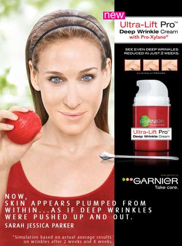 garnier in Germany