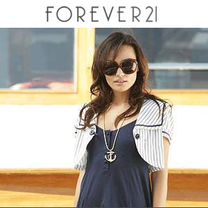 forever 21  promotion code 2009